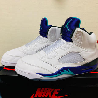 NIKE - air jordan 5 retro NRG 28cm 美品