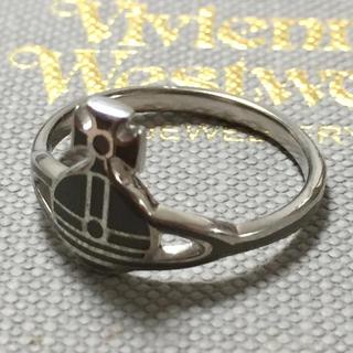 ヴィヴィアンウエストウッド(Vivienne Westwood)の新品 Vivienne Westwood 指輪 KATE RING グレー XS(リング(指輪))
