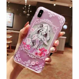 Disney - お値下げしました!ディズニー ラプンツェル  iPhoneケース