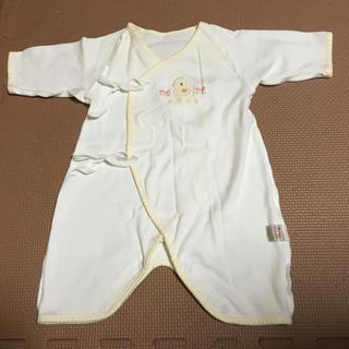 赤ちゃんの城 新生児 コンビ肌着(肌着/下着)