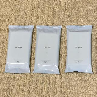 nepia トイレに流せる おしりセレブ WET(日用品/生活雑貨)