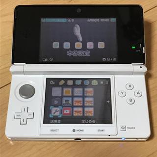 ニンテンドー3DS(ニンテンドー3DS)のひでまん様専用(携帯用ゲーム本体)