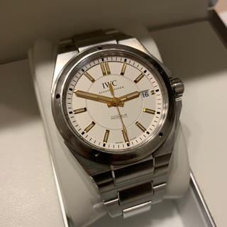 インターナショナルウォッチカンパニー(IWC)のIWC インヂュニア IW323906 ホワイト/金針(腕時計(アナログ))