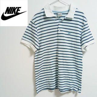 ナイキ(NIKE)のナイキ NIKE ポロシャツ Made in Japan シンプルスウォッシュ(ポロシャツ)