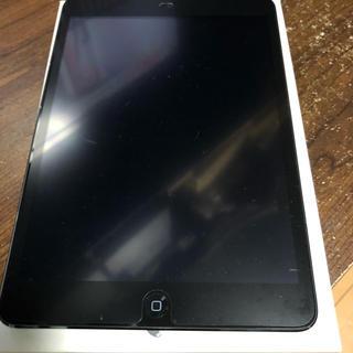 アップル(Apple)のiPad mini MD528J/A Wifi 16GB Black(タブレット)