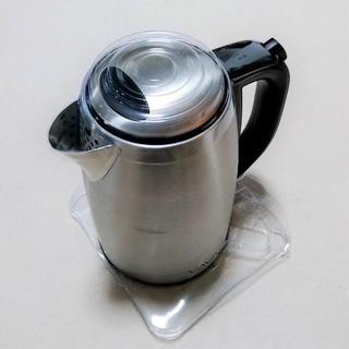 【訳あり】BPAフリー ステンレス 電気ケトル VAVA(電気ケトル)