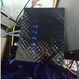 エイスース(ASUS)の販売停止中  [中古品]asusルーター RT-AC1200HP(PC周辺機器)