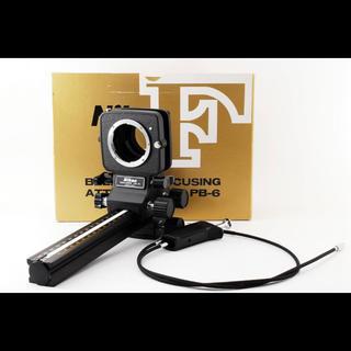 Nikon - ★箱付き美品★ Nikon PB-6 + AR-7 ケーブル ニコン ベローズ