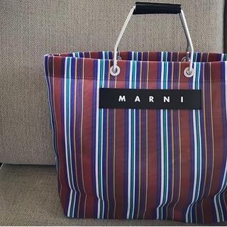 マルニ(Marni)の新品 マルニフラワーカフェ トートバッグ(トートバッグ)