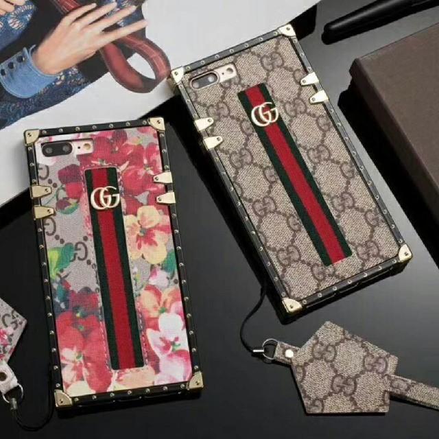 iphone6ケースシャネル / Gucci - gucci 携帯ケースの通販 by みお's shop87|グッチならラクマ