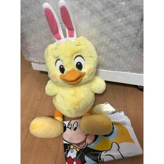 Disney - ディズニーイースター うさぴよ ぬいぐるみ 新品 ディズニーシー