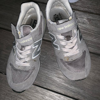 ニューバランス(New Balance)のニューバランス NB 19cm  傷や汚れありますがまだまだはけます   (スニーカー)