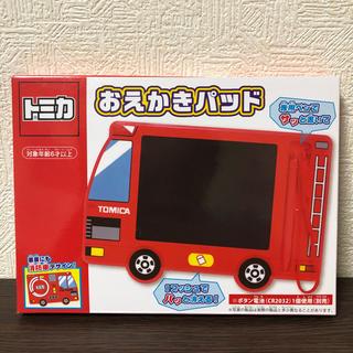 Takara Tomy - トミカ おえかきパッド 消防車