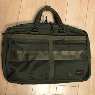 ブリーフィング(BRIEFING)の専用ブリーフィング c3ライナー グリーン 超美品(ビジネスバッグ)