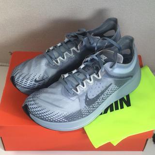 ナイキ(NIKE)の定価19440円 新品 25.5 Nike ズームフライ SP ファスト 厚底(スニーカー)