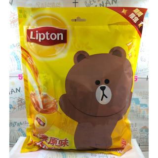 台湾 リプトン LINE限定 香濃原味奶茶 ( LINE限定 ミルクティ一)(茶)