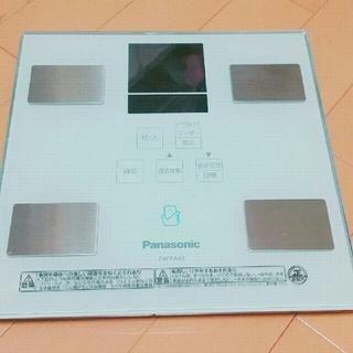 パナソニック(Panasonic)のPanasonic体組成バランス計EW-FA43(体重計/体脂肪計)