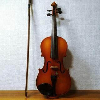 【日本製良木】木曾鈴木 1/4 No.150 バイオリン 1979(ヴァイオリン)