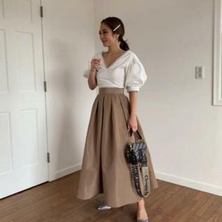 ザラ(ZARA)のバースデーバッシュ birthdaybash スカート(ひざ丈スカート)