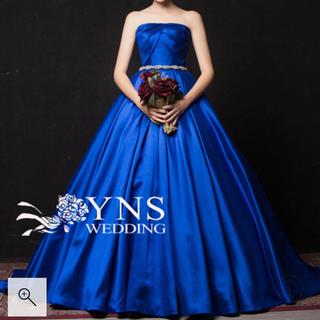 カラードレス yns wedding