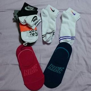 ナイキ(NIKE)の送料込み🍀新品🍀23~25cm【NIKE】ナイキ靴下7足セット(ソックス)