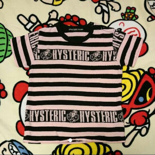 ヒステリックミニ(HYSTERIC MINI)のヒステリックミニ ヒスミニ Tシャツ(Tシャツ/カットソー)