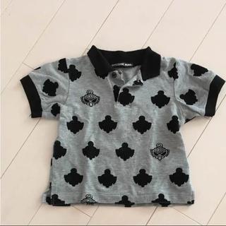 ヒステリックミニ(HYSTERIC MINI)のヒステリックミニ  ヒスミニ ポロシャツ(Tシャツ/カットソー)