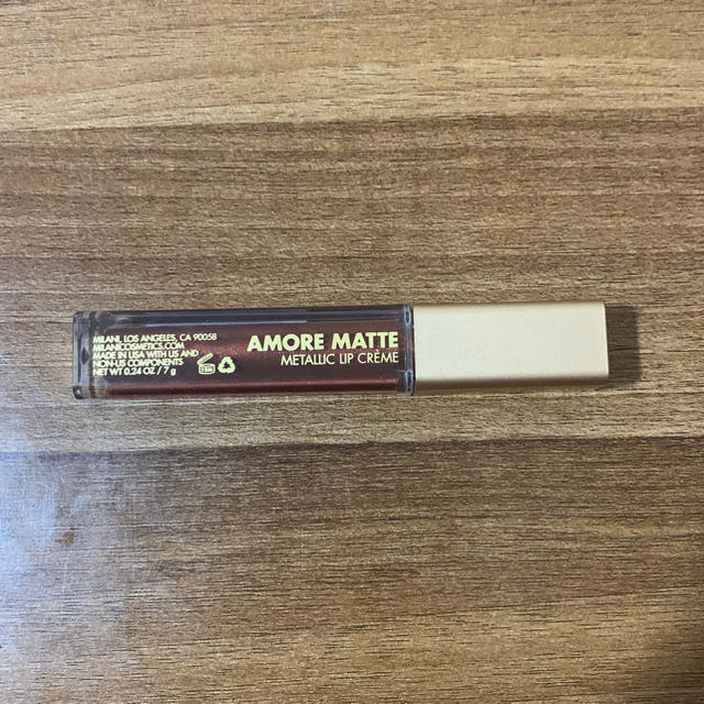 Sephora(セフォラ)のMILANI Amore Matte Metalic Lip Crème 11 コスメ/美容のベースメイク/化粧品(口紅)の商品写真
