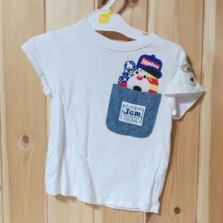 ジャム(JAM)のジャム  90㎝(Tシャツ/カットソー)
