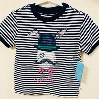 ギャップキッズ(GAP Kids)の新品 GAP kids うさぎ 半袖Tシャツ 90cm(Tシャツ/カットソー)