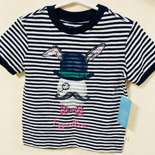 GAP Kids - 新品 GAP kids うさぎ 半袖Tシャツ 90cm