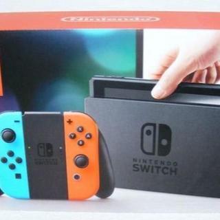 新品 Nintendo Switch/ニンテンドー スイッチ ネオンカラー本体(家庭用ゲーム本体)