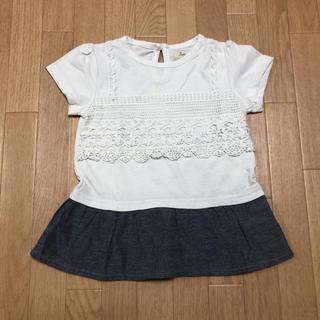 90cm チュニック(Tシャツ/カットソー)