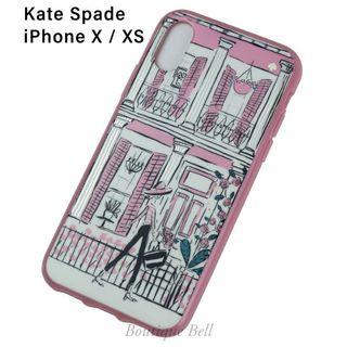 ケイトスペードニューヨーク(kate spade new york)のケイトスペード iPhone X / XS ケース NOLA (iPhoneケース)