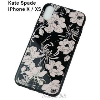 ケイトスペードニューヨーク(kate spade new york)のケイトスペード iPhone X/XS ケース ガーデン (iPhoneケース)