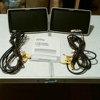 パイオニア(Pioneer)のテレビモニター TVM-PW900T(カーナビ/カーテレビ)