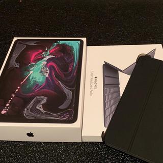 アップル(Apple)のiiPad Pro  11インチ Wi-Fi 64GB + カバー2種(タブレット)