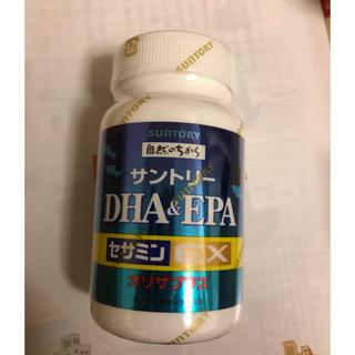 サントリー(サントリー)のサントリー DHA EPA セサミンEX 120粒(その他)