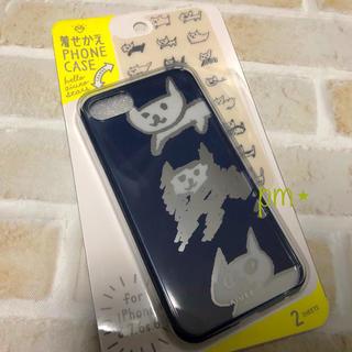 新品未開封 aiueo  iPhone6/6s/7/8 ハードケース(iPhoneケース)