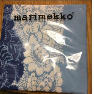 マリメッコ(marimekko)のマリメッコmarimekko ペーパーナプキン(テーブル用品)