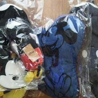 ミッキーマウス - Disney ミッキー 抱き枕/ティッシュケース/クッション/ペンケース/ポーチ