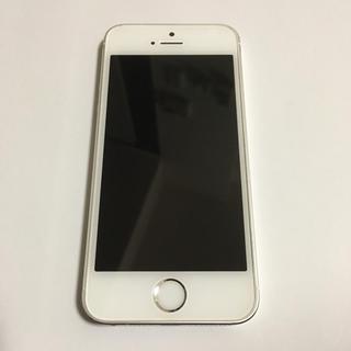 アップル(Apple)のiPhone 5S 16GB ワイモバイル(スマートフォン本体)