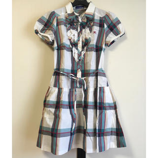 BURBERRY BLUE LABEL - BURBERRY BLUE LABELチェックワンピ