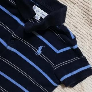 ラルフローレン(Ralph Lauren)のラルフローレン 半袖ロンパース80cm(ロンパース)