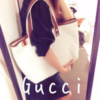 グッチ(Gucci)の23000→20000円お値下げ中(トートバッグ)