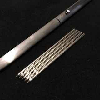 モンブラン(MONTBLANC)のモンブラン モーツァルトやSライン2カラー互換D1規格ボールペン替芯 5本セット(ペン/マーカー)