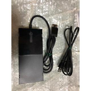 エックスボックス(Xbox)のXboxOne用純正アダプター(携帯用ゲーム本体)