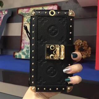 iphoneケース 手帳型 ストラップ付き2つ(iPhoneケース)