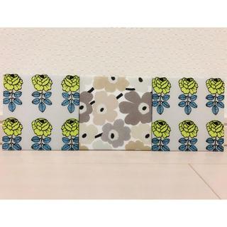 マリメッコ(marimekko)の軽量パネル インテリアパネル 14 北欧雑貨 壁飾り♡(インテリア雑貨)