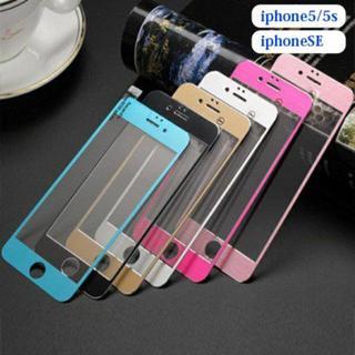 チタン製強化ガラス保護フィルム 新品 未使用(iPhoneケース)